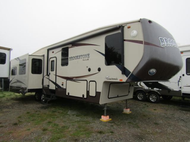 2013 COACHMAN BROOKSTONE RUBY 359LS FIFTH WHEEL