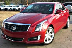 2013_Cadillac_ATS_** PERFORMANCE PACKAGE ** - w/ NAVIGATION & RED LEATHER SEATS_ Lilburn GA