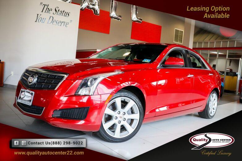 2013 Cadillac ATS  Springfield NJ