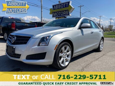 2013 Cadillac ATS 2.0L AWD Buffalo NY