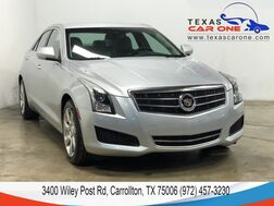 2013_Cadillac_ATS_2.0L LUXURY LEATHER SEATS REAR CAMERA KEYLESS START BOSE SOUND B_ Carrollton TX