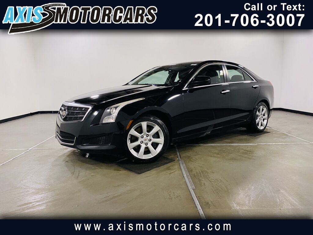 2013 Cadillac ATS 2.0L Turbo Jersey City NJ