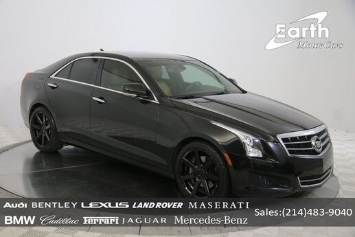 2013 Cadillac ATS 2.0L Turbo Luxury Carrollton TX