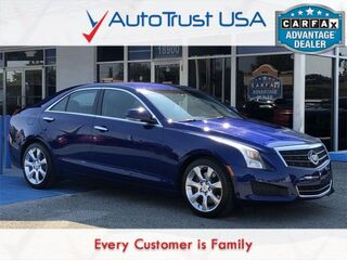 Cadillac ATS 2.0L Turbo Luxury 2013