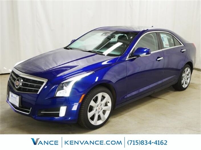 2013 Cadillac ATS 2.0L Turbo Performance Eau Claire WI
