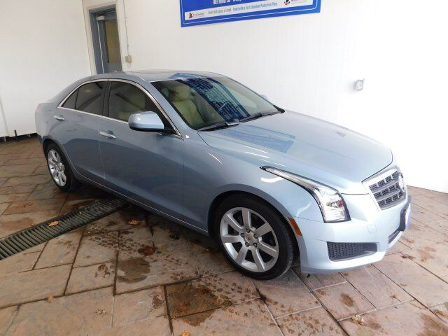 2013 Cadillac ATS 2.5L BASE RWD LEATHER SUNROOF Listowel ON