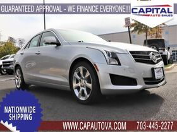 2013_Cadillac_ATS_2.5L Luxury_ Chantilly VA