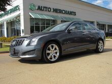 2013_Cadillac_ATS_2.5L Luxury RWD LEATHER, SUNROOF, BACKUP CAMERA, BOSE SOUND, KEYLESS START_ Plano TX