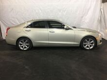 2013_Cadillac_ATS_2.5L Luxury RWD_ Middletown OH