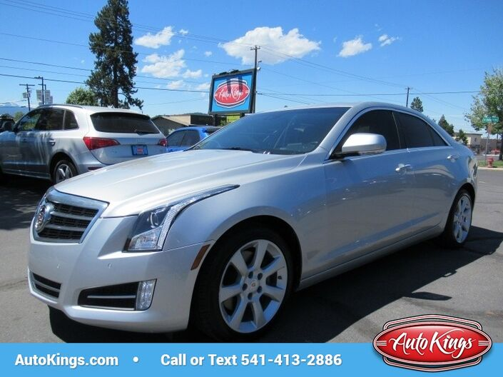 2013 Cadillac ATS AWD w/Performance Pkg Bend OR