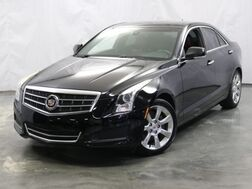 2013_Cadillac_ATS_Luxury / 2.5L 4-Cyl Engine / Push Start / Sunroof / Rear View Camera_ Addison IL