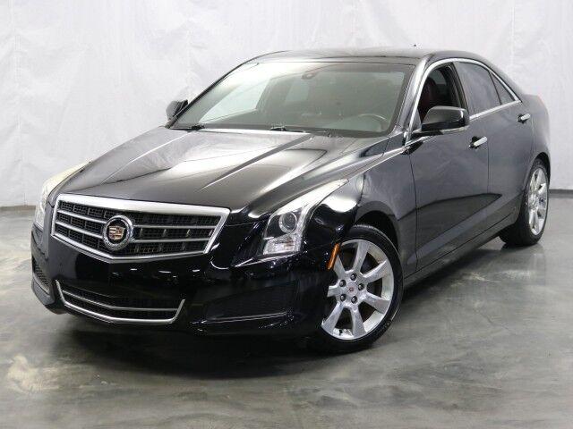 2013 Cadillac ATS Luxury / 2.5L 4-Cyl Engine / Push Start / Sunroof / Rear View Camera Addison IL