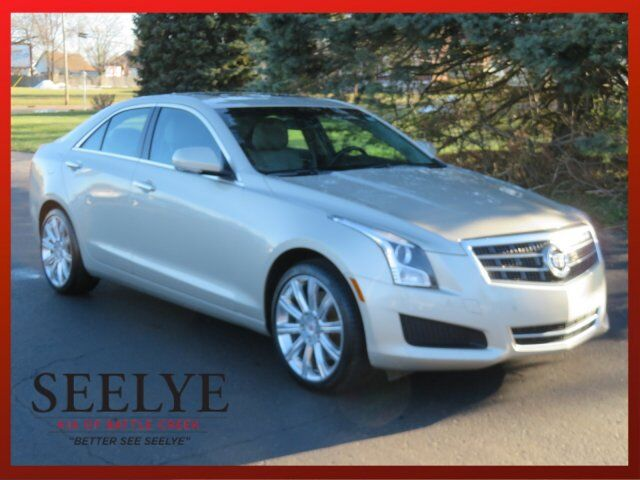 2013 Cadillac ATS Luxury Battle Creek MI