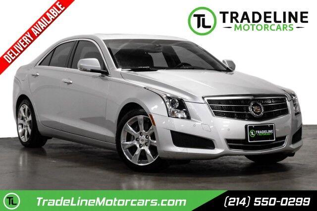2013 Cadillac ATS Luxury CARROLLTON TX