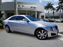 2013_Cadillac_ATS_Luxury_ Coconut Creek FL