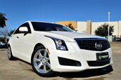 2013 Cadillac ATS Luxury HEATED SEATS, LEATHER, SUNROOF, AND MUCH MORE!!!