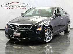 2013_Cadillac_ATS_Luxury w/ Front and Rear Parking Aid with Rear View Camera AWD_ Addison IL
