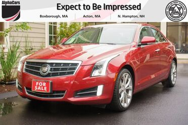 2013_Cadillac_ATS_Premium AWD_ Boxborough MA