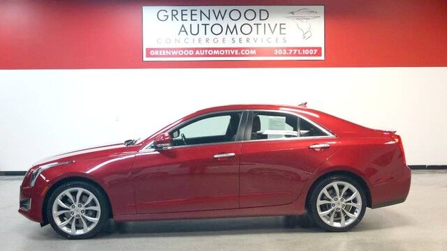 2013 Cadillac ATS Premium Greenwood Village CO