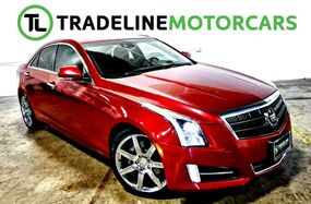 2013_Cadillac_ATS_Premium REAR VIEW CAMERA, LEATHER, BLUETOOTH AND MUCH MORE!!!_ CARROLLTON TX