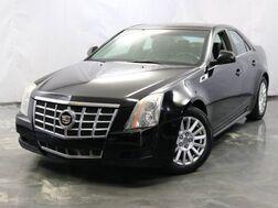 2013_Cadillac_CTS-4 Sedan_Luxury / 3.0L V6 Engine / AWD / Sunroof / Rear View Camera / Blu_ Addison IL