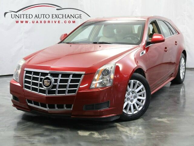 2013 Cadillac CTS-4 Wagon Luxury AWD Addison IL