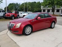2013_Cadillac_CTS_4dr Sdn 3.0L Luxury RWD_ Cary NC