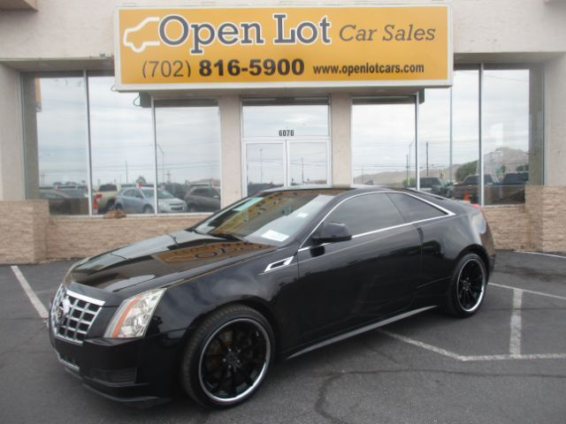 2013 Cadillac CTS Base Coupe Las Vegas NV