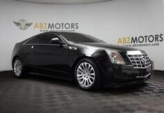 2013_Cadillac_CTS Coupe__ Houston TX
