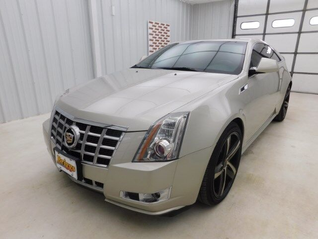 2013 Cadillac CTS Coupe 2dr Cpe Performance AWD Manhattan KS