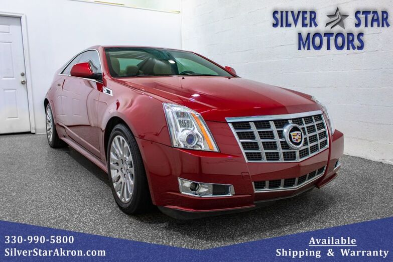 2013 Cadillac CTS Coupe Performance Tallmadge OH