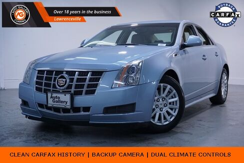 2013_Cadillac_CTS_Luxury_ Gainesville GA