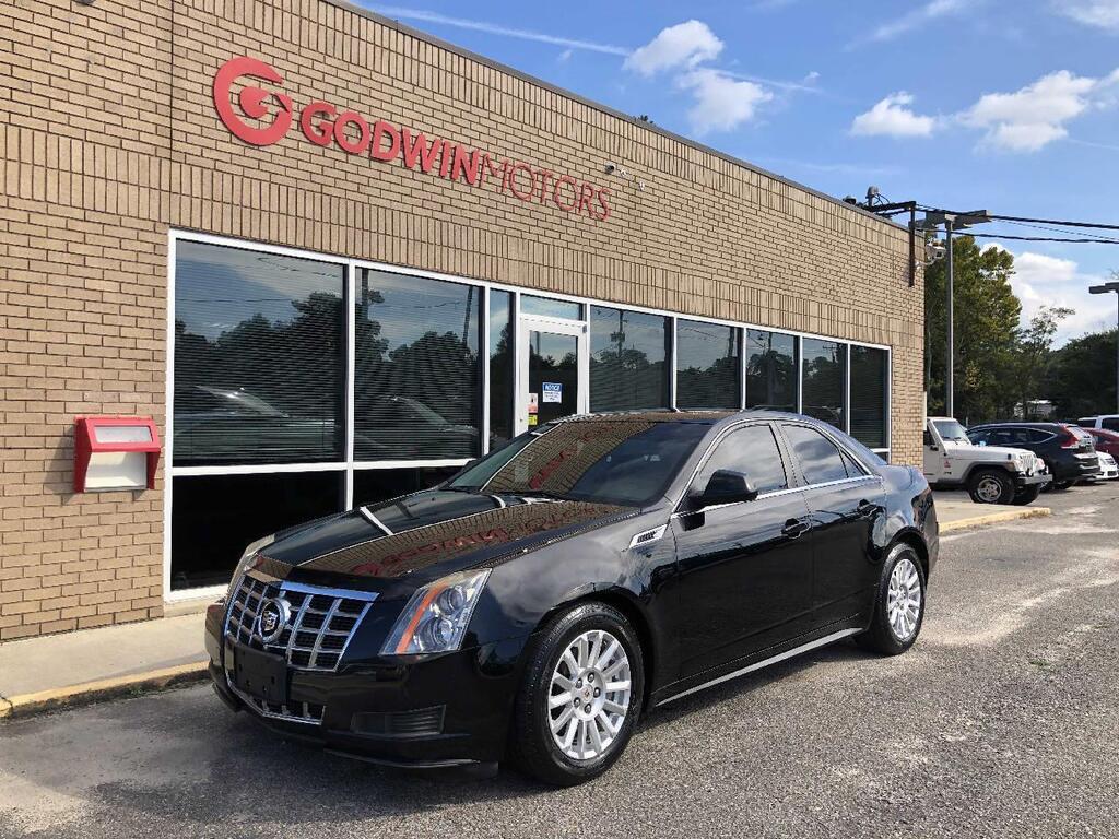 2013 Cadillac CTS Luxury Columbia SC