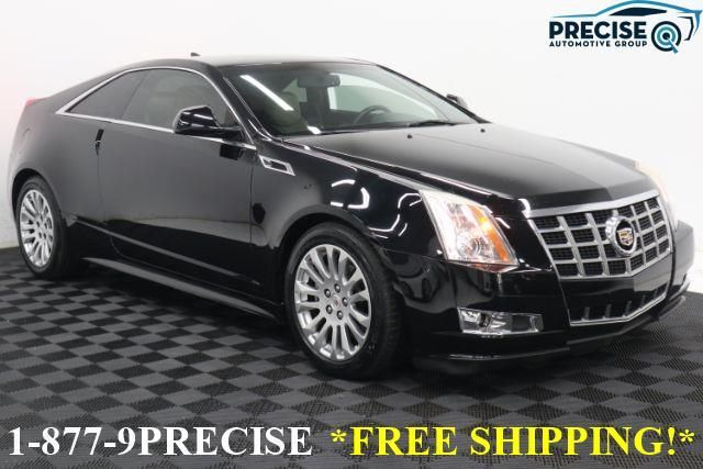 2013 Cadillac CTS Performance Coupe Chantilly VA