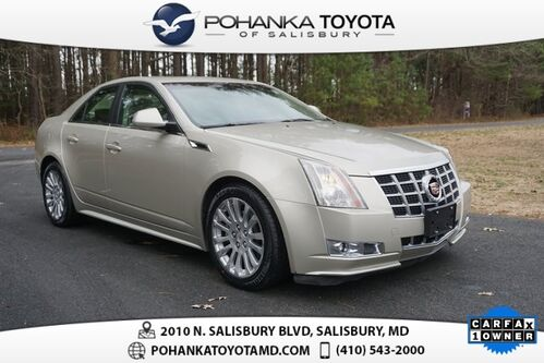 2013_Cadillac_CTS_Performance_ Salisbury MD