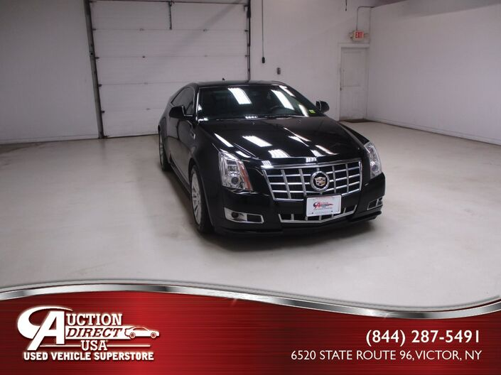 2013 Cadillac CTS Performance Raleigh