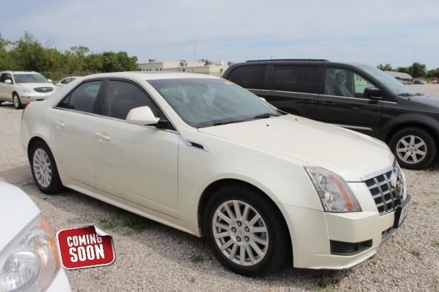 2013 Cadillac CTS Sedan 4dr Sdn 3.0L Luxury AWD Fort Scott KS