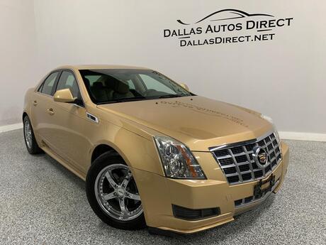 2013 Cadillac CTS Sedan Luxury Carrollton  TX