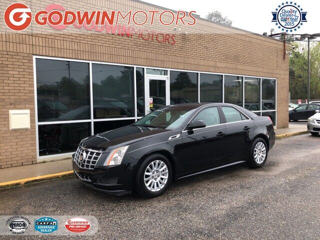 2013 Cadillac CTS Sedan Luxury Columbia SC