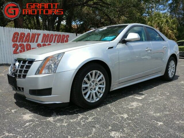 2013_Cadillac_CTS Sedan_Luxury_ Fort Myers FL