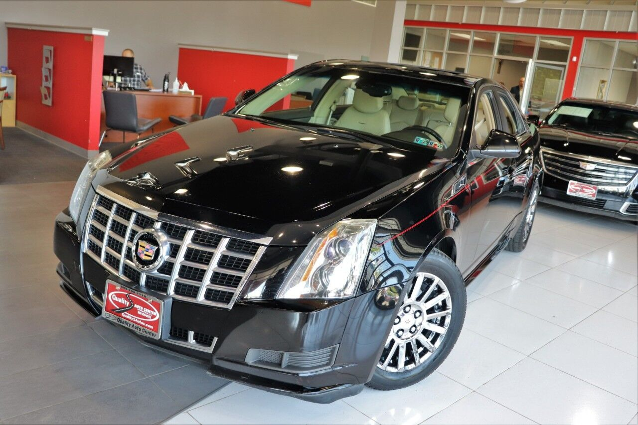 2013 Cadillac CTS Sedan Luxury Navigation Sunroof Bose Stereo Springfield NJ