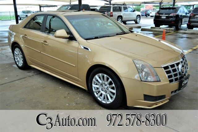 2013 Cadillac CTS Sedan Luxury Plano TX