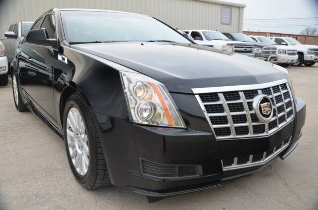 2013 Cadillac CTS Sedan Luxury Wylie TX