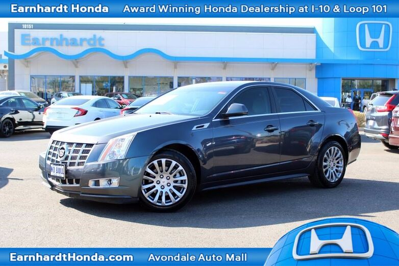 2013 Cadillac CTS Sedan Performance Avondale AZ
