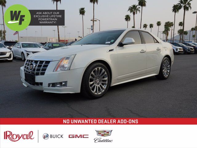 2013 Cadillac CTS Sedan Performance Tucson AZ
