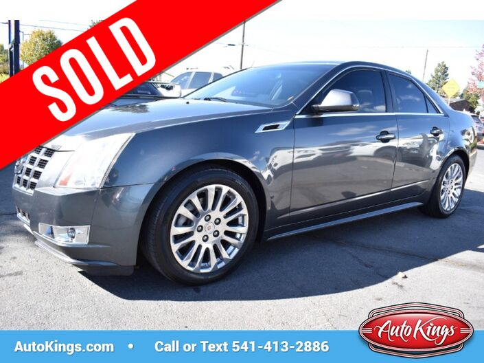 2013 Cadillac CTS Sedan Premium AWD Bend OR