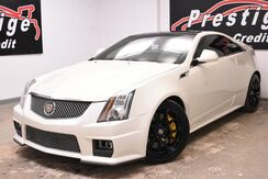 2013_Cadillac_CTS-V Coupe__ Akron OH