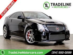 2013_Cadillac_CTS-V Coupe__ CARROLLTON TX