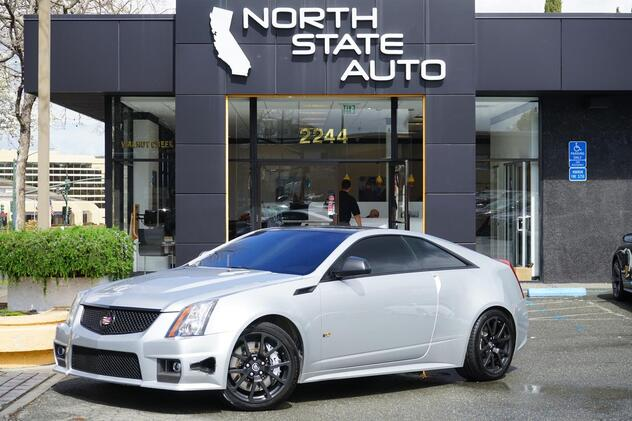 2013_Cadillac_CTS-V Coupe__ Walnut Creek CA
