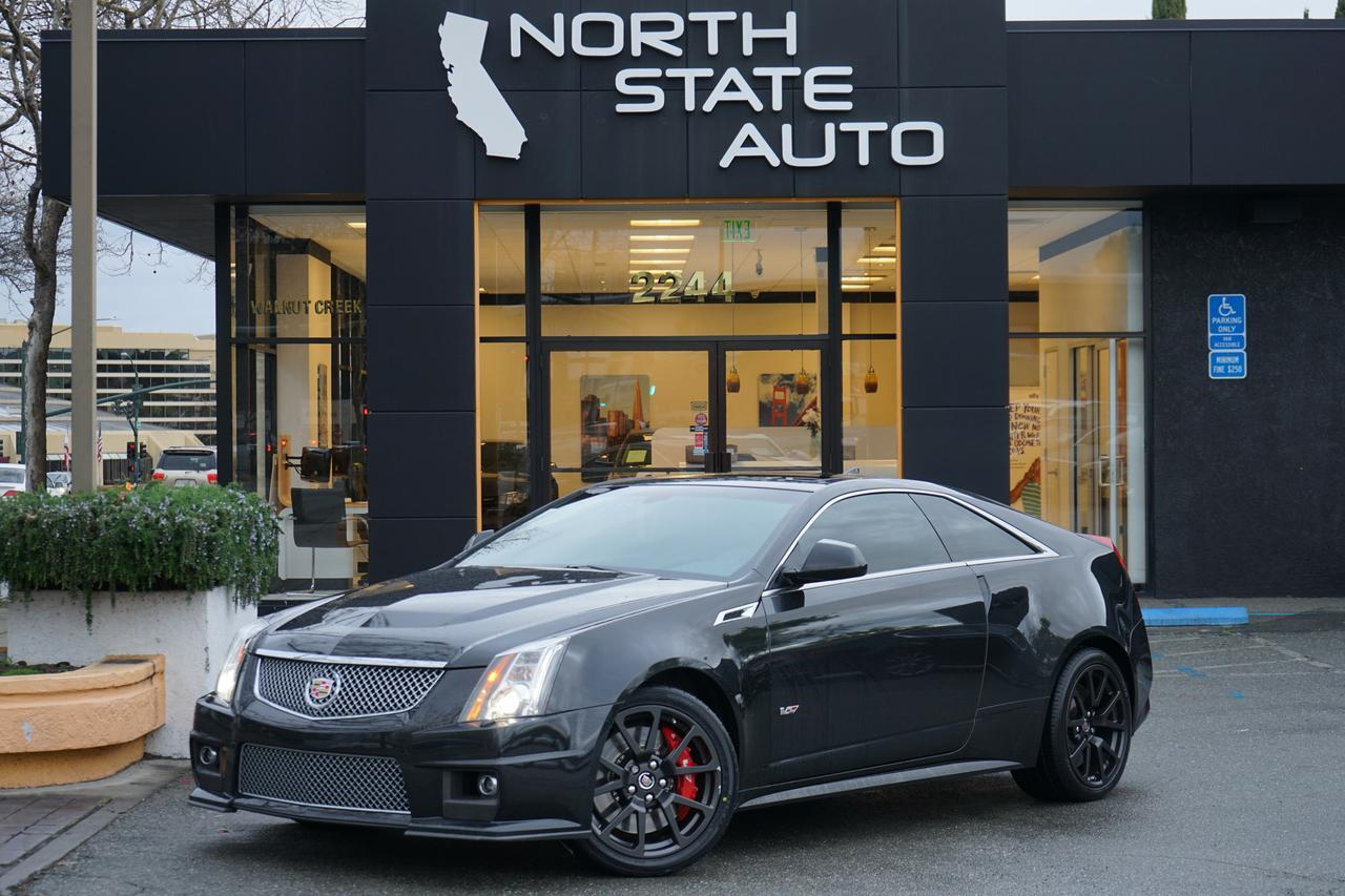 2013 Cadillac CTS-V Coupe  Walnut Creek CA